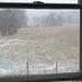 Snowfall through the upstairs windows 6 - FarmgirlFare.com
