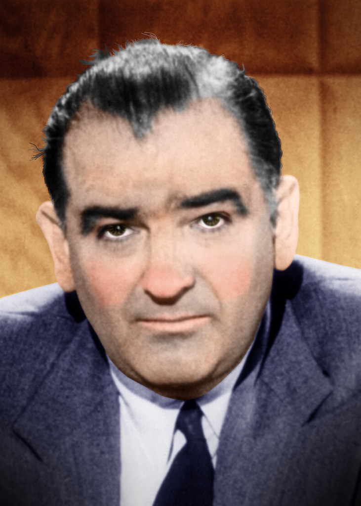 the autobiography of joseph r mccarthy The politics of fear: joseph r mccarthy and the senate biography & autobiography / political history / united states / 20th century political science / general.