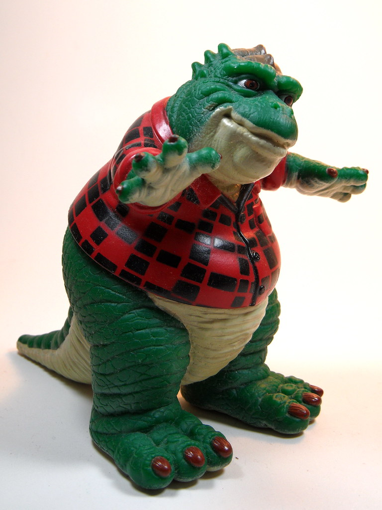 Dinosaurs Tv Series Earl Sneed Sinclair 3 This