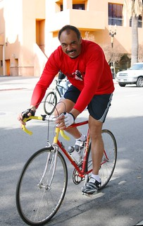 San Jose Fire Chief Willie McDonald | by Richard Masoner / Cyclelicious