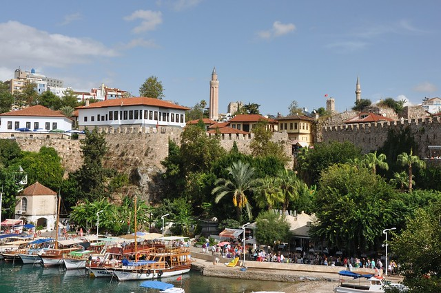 The Roman Harbour of Antalya  Flickr - Photo Sharing!
