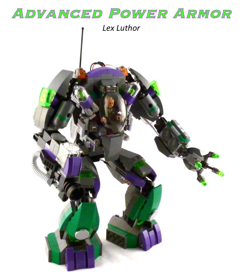 "A ""slight"" Modification Of LEGO's"