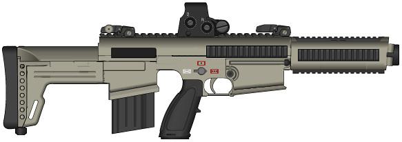 Bullpup HK417 | What w...