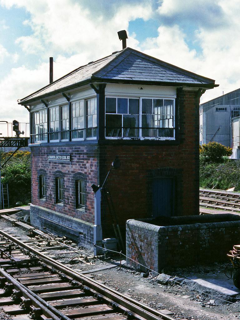 Goonbarrow Junction Goonbarrow Junction Signal Box