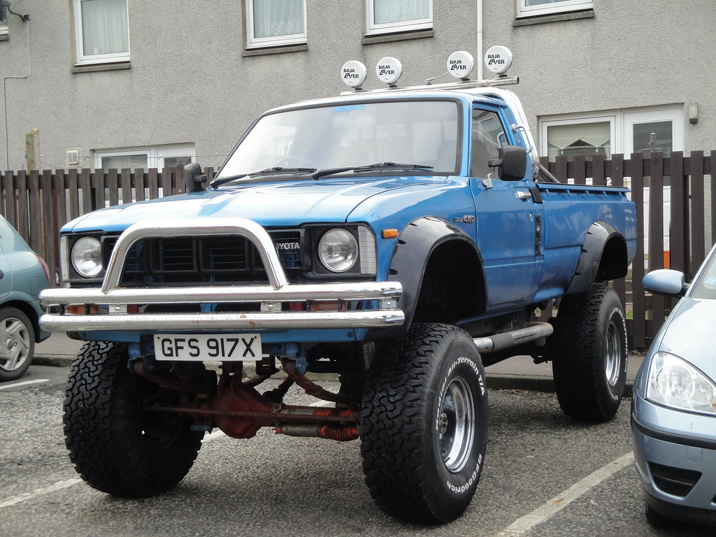 1982 Toyota Hilux I Wasn T All That Interested In This