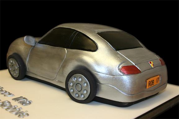 Porsche Cake The Making Of Porsche Cake The Making