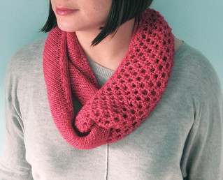 trixie cowl fingering knotted | by lulubliss