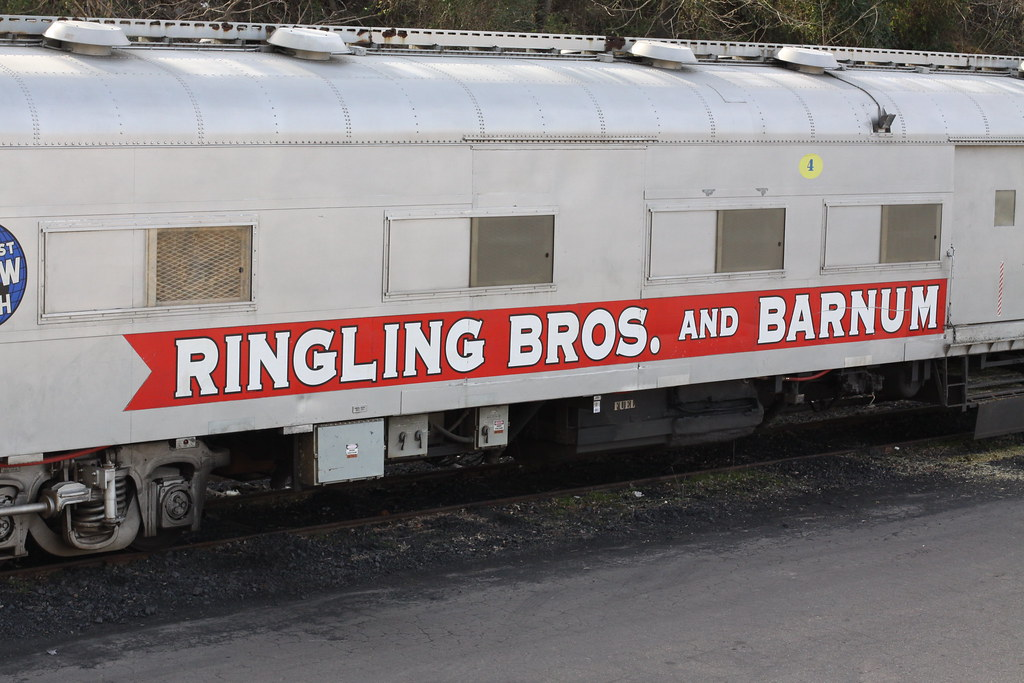 Circus Train Cars For Sale