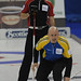 Craig Savill and Kevin Koe