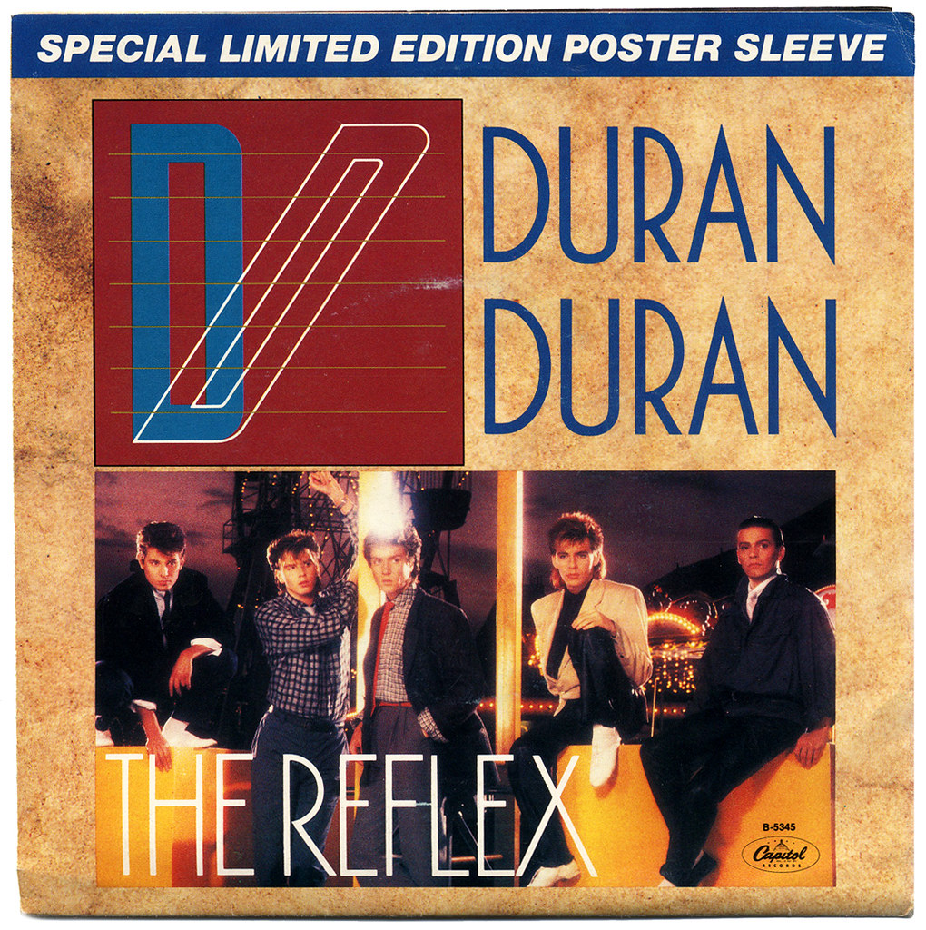 Duran Duran - The Reflex (The Dance Mix)