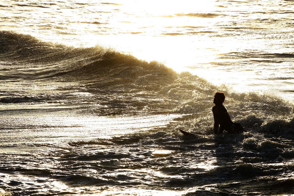 Garopaba - Praia da Ferrugem/SC (Surf Paradise)