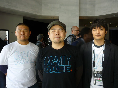 The Creators of Gravity Rush/Daze | by PlayStation.Blog