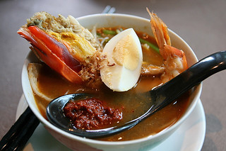 Penang Style Superior Prawn Noodle Soup | by Camemberu