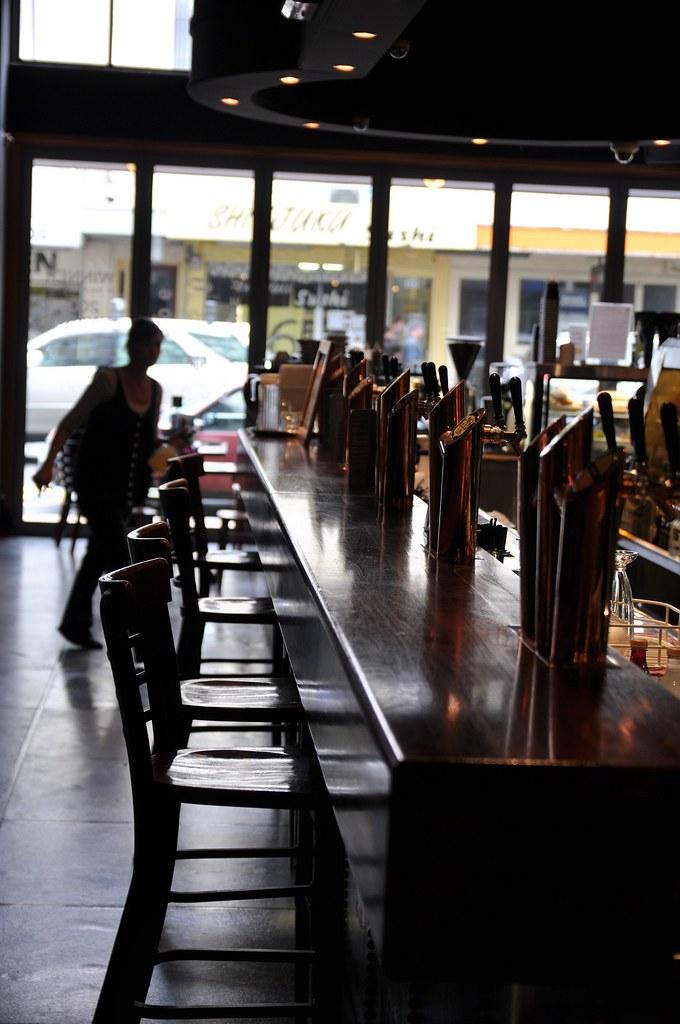 Black Dog Cafe And Bar Dunedin