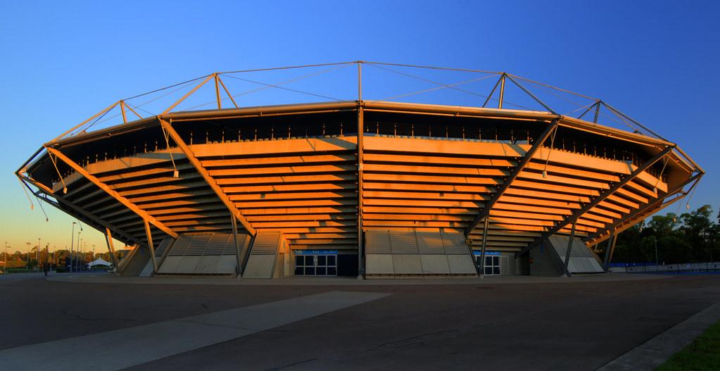 Sydney International Tennis Centre Olympic Park
