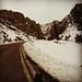 Poudre Canyon, brrr.