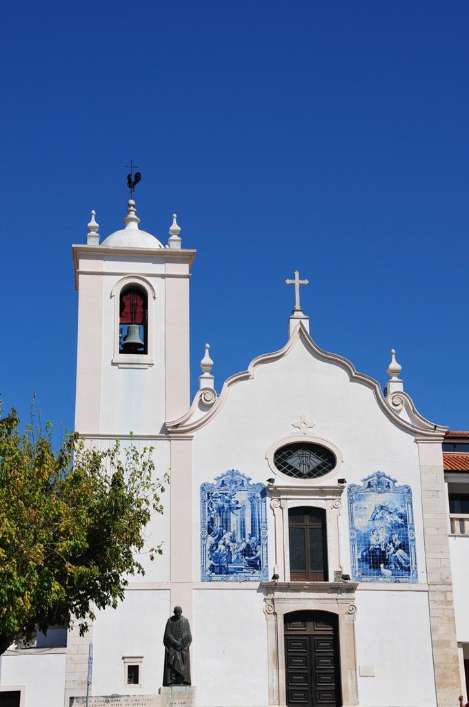 Iglesia de La Vera Cruz o de La Presentación. Aveiro  Flickr