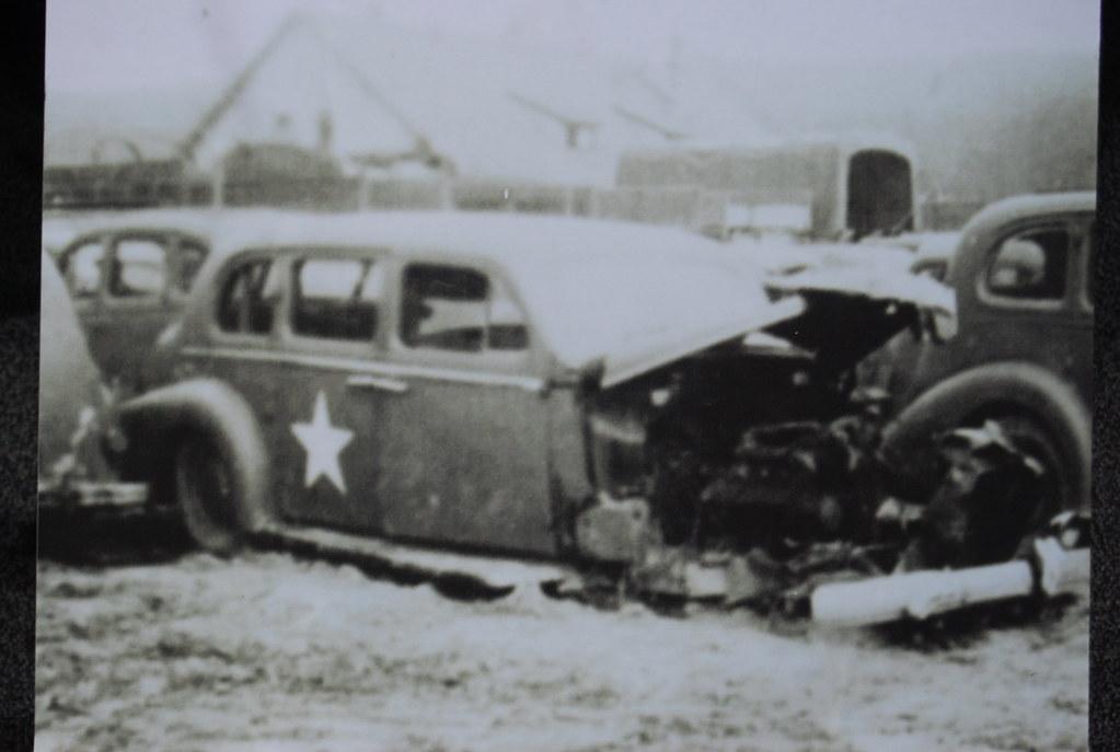 Patton Car Crash