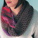 trixie cowl worsted knotted