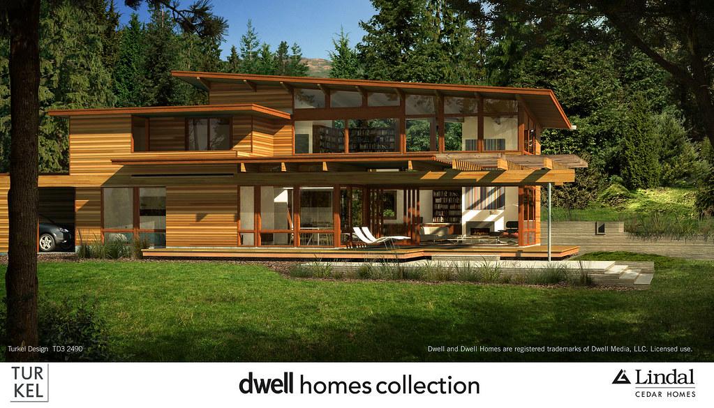 Td3 2490 lindal cedar homes flickr for Lindal cedar home plans