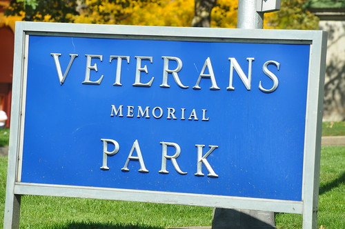 Veterans Memorial Park In Grand Rapids Michigan The Michig Flickr