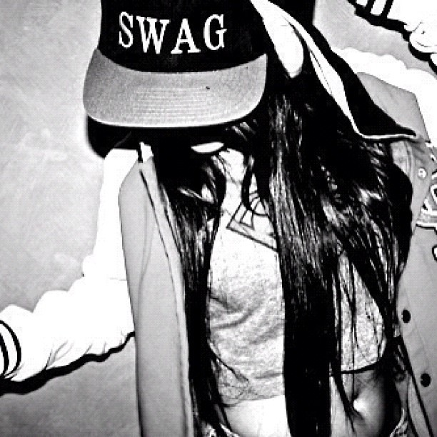 Girls With Swag Quotes: #girl #swag #beautiful #nice #photo #cap #tumblr #instagra