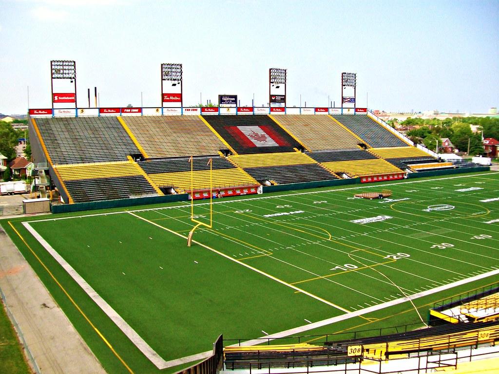 Quot Lost Quot Stadium Ivor Wynne Stadium Hamilton Ontario