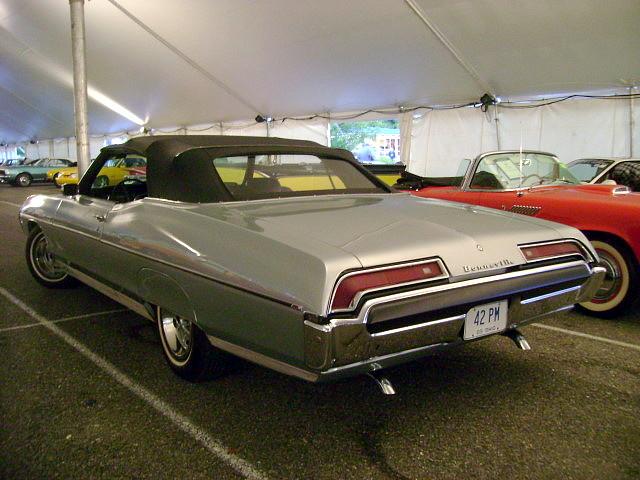 1969 pontiac bonneville convertible fall carlisle. Black Bedroom Furniture Sets. Home Design Ideas
