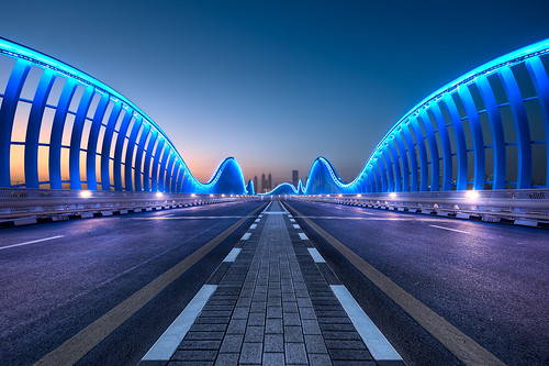 The Future Is Now - (Dubai, UAE) | by blame_the_monkey