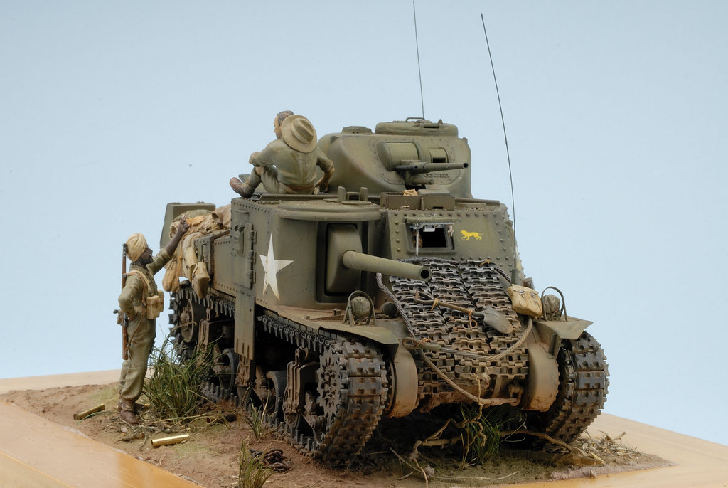 Mike Winters-1/35-M3 L...
