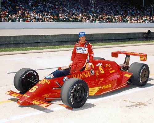 1987 mario andretti indianapolis motor speedway flickr for Indianapolis motor speedway com