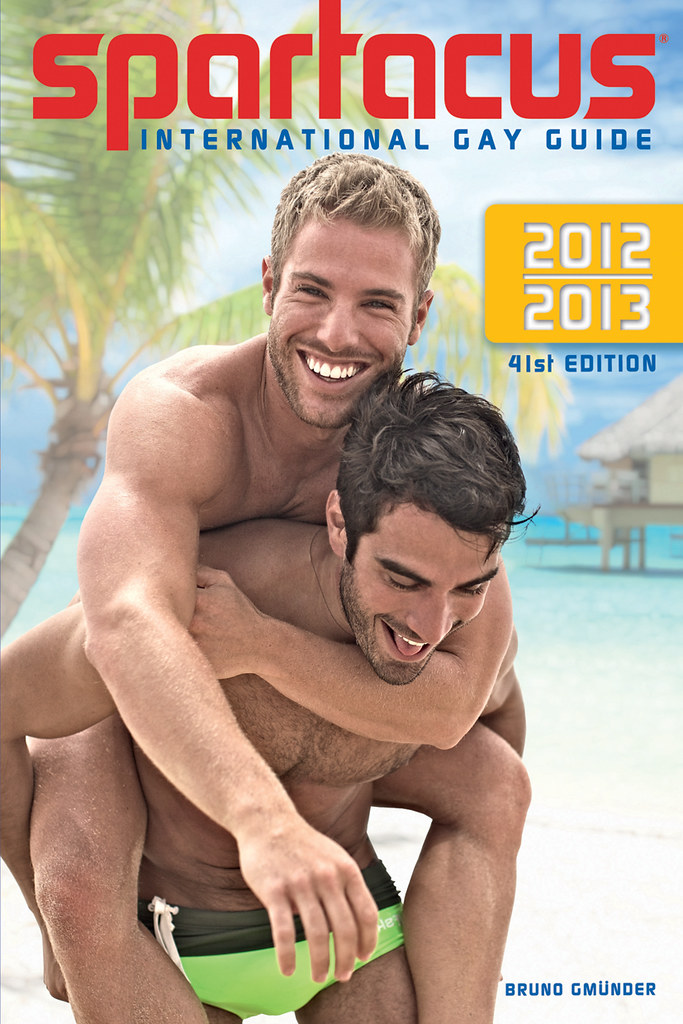 Sparticus Gay Guide 25