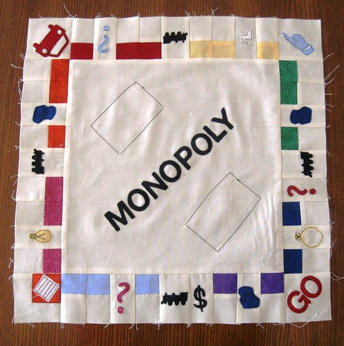 Linz Game Night Block | by Melissa @ Happy Quilting