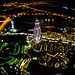 Night View from Burj Khalifa