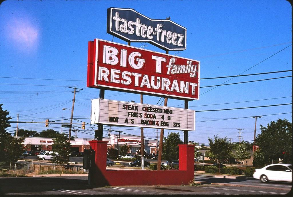 Big Food Restaurant