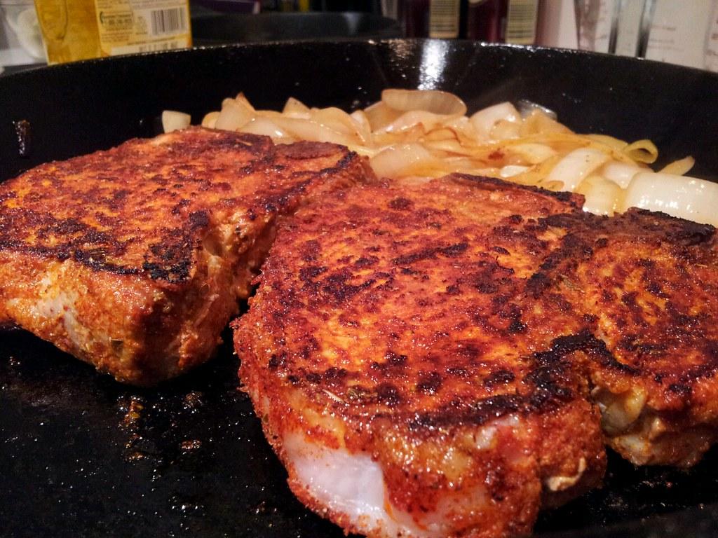 Paprika Pork Chops   Grempz   Flickr