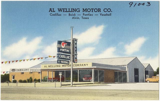 Al Welling Motor Co Cadillac Buick Pontiac Vaux Flickr Photo Sharing