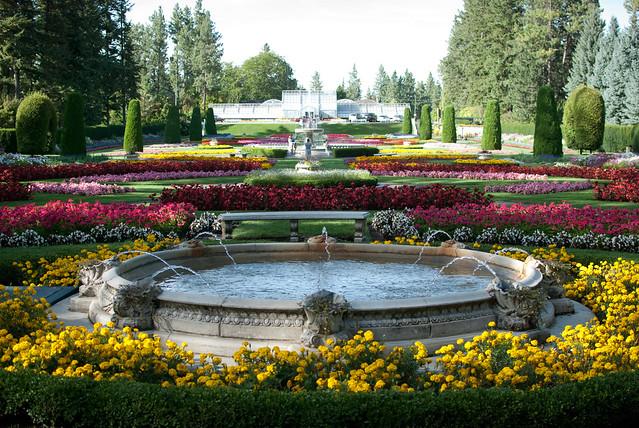 Duncan Garden Manito Park Flickr Photo Sharing