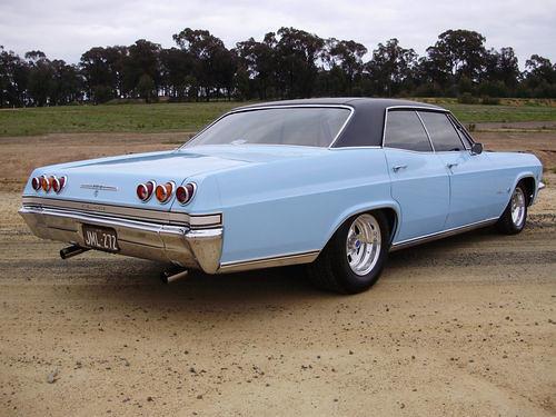 RHD 1965 Chevy Impala ...