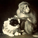 Chin Dog and Monkey 1915