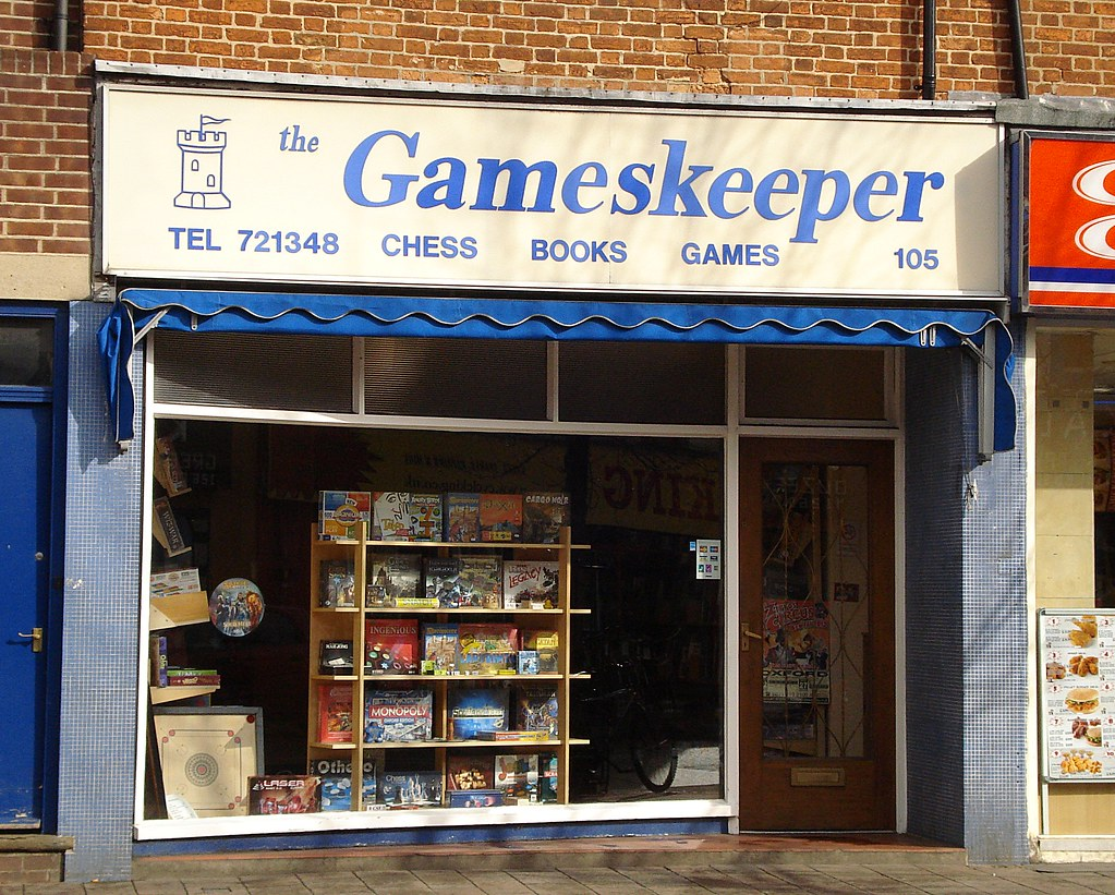 The Gameskeeper