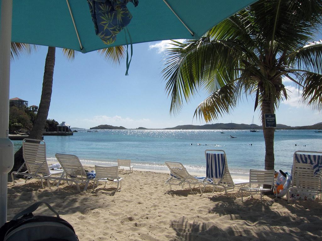 Secret Harbour Beach St Thomas