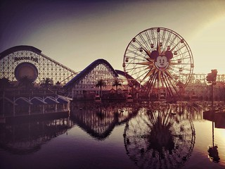 Disneyland: Paradise Pier | by Dirk Dallas