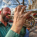 Jazz Pharaohs; Playin' the Horn' in Austin Texas