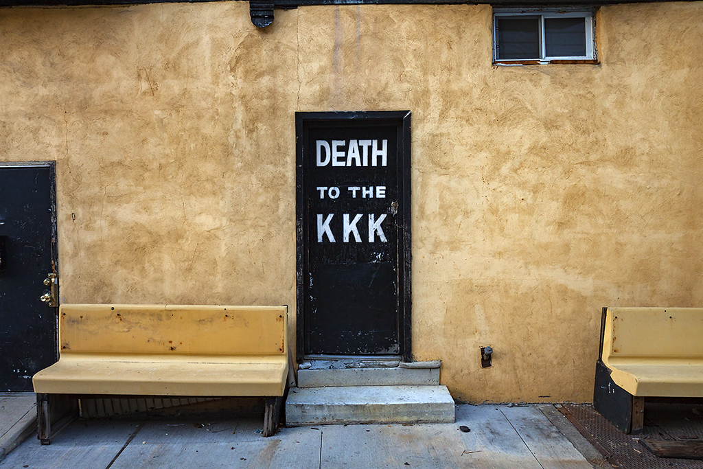 DEATH-TO-THE-KKK--West-Philly