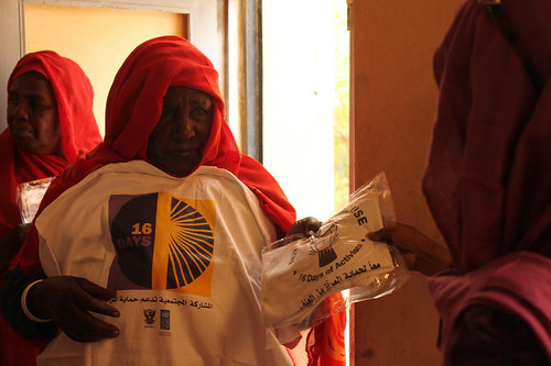 Hakamas Promote Peace-building in Darfur | by UNDP Sudan