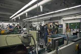 Thayer School Machine Shop | by Dartmouth Flickr
