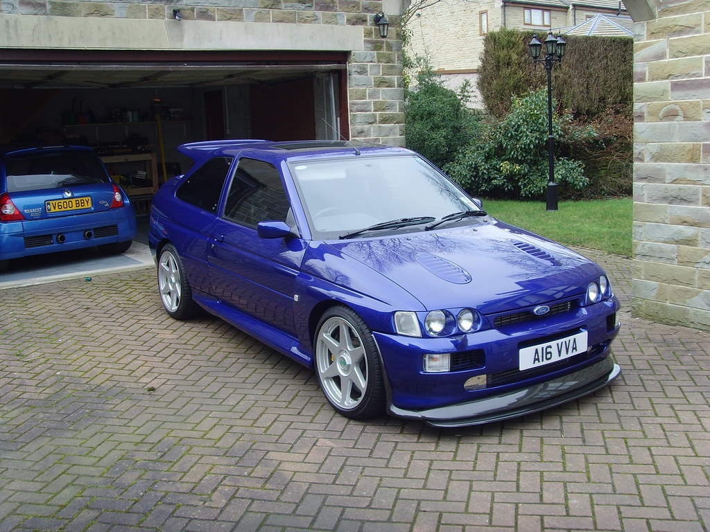 1996 ford escort rs cosworth 4x4 1996 ford escort rs coswo flickr. Black Bedroom Furniture Sets. Home Design Ideas