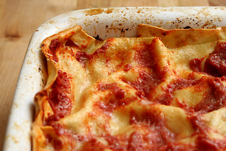 four cheese lasagna 4 | by crumblycookie