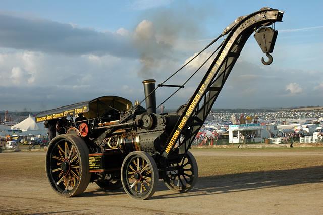 Fowler B6 Crane Locomotive 'Duke of York' (Photo courtesy … | Flickr